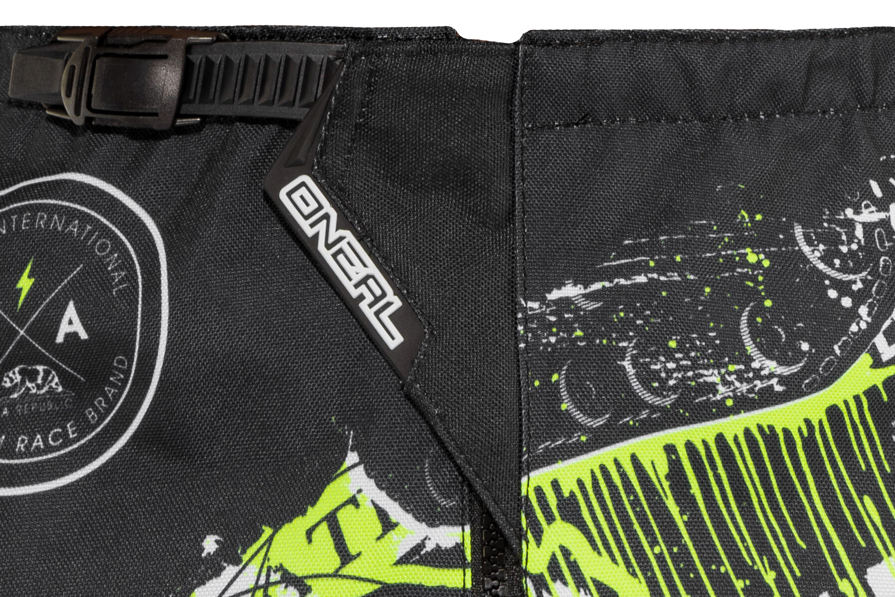 O'Neal Element Broek Heren, attack blackneon yellow